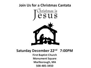 2012 christmas cantata poster2